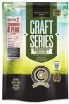 Mangrove Jack's Craft Series Strawberry & Pear Cider 2.4 Kg